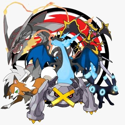 Any Pokemon Legendary/6IV/Shiny/Event for XY, ORAS Ultra Sun/Moon 3DS