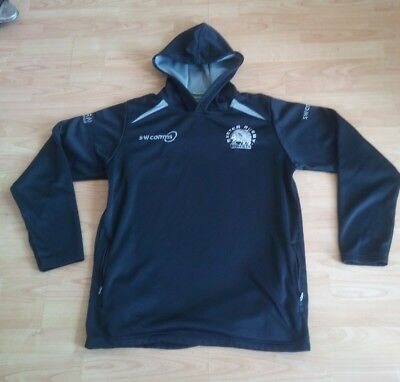 Exeter chiefs rugby training hoodie, players issue, xl, 46inch chest