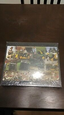 john deere lawn and garden tractor puzzle 110 112 120 140 316 318 345 425 patio