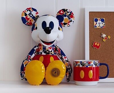 Disney Memories Plush Limited Edition Mickey from March. Sold Out Online!!