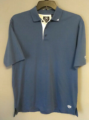 Grey Goose Collection Ahead Authentics Apparel Golf Shirt Size Large