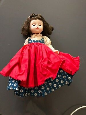 Vintage collectable Madame Alexander Little Women Alexander-Kins Joe doll