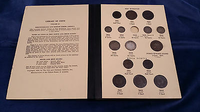 1860s *RARE* British North America Coin Sets *KEY DATES* Library of Coins Vol 68