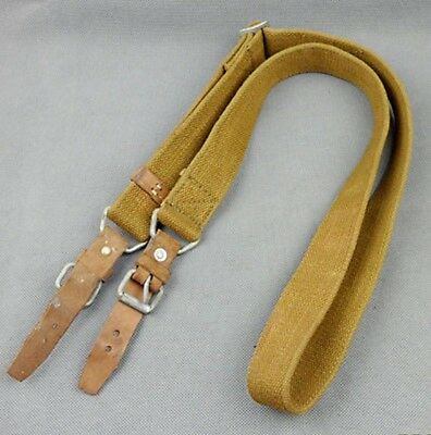 Original Surplus Wwii Imperial Japanese Army T38 Canvas Military Sling