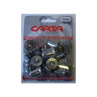 Carta Rugby Boot Studs. 21mm Studs