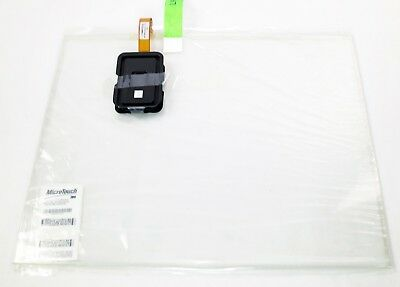 "3M MicroTouch 17-8652-217-02 E155649 | 19"" 5-Wire Touchscreen Glass Panel"