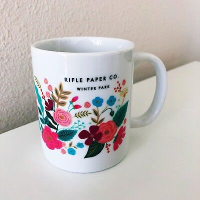 Rifle Paper Co Winter Park Mug