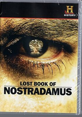 NEW The Lost Book of Nostradamus (History Channel) (DVD) BRAND NEW