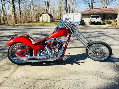 2017 Custom Built Motorcycles Chopper  BRAND NEW CUSTOM CHOPPER