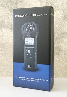 ZOOM H1n Handy Portable Recorder with Cubase LE/WaveLab LE Licence H1 Successor