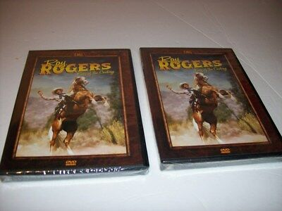 Roy Rogers dvd King Of The Cowboys (2008 2-Disc Set) Western Movies & Episodes
