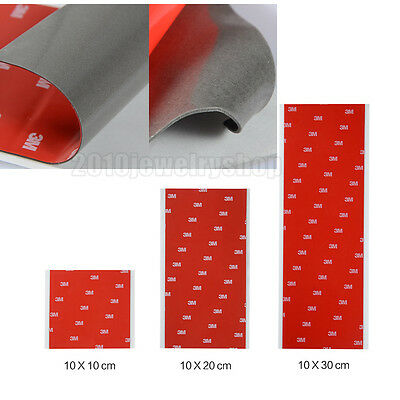 100x200mm 3M 4229P Double Side Automotive Tape For Car Rack Emblem Sticker