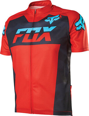 Fox Head Men's Livewire Race Mako Short Sleeve Jersey