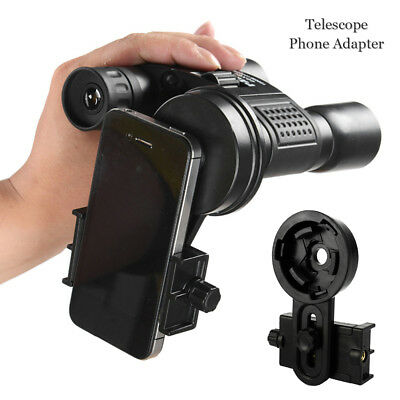 UK Mobile Phone Telescope Adapter Holder Mount Bracket Spotting Scope Bracket