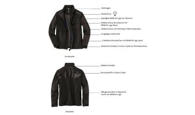 Original BMW M Jacke Herren Men