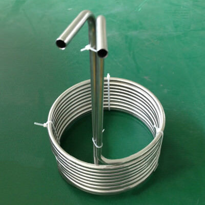 4 Sizes Stainless Steel Immersion Wort Chiller Super for Home Brewing Equipment