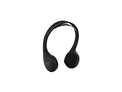 Alpine Dual source fold-flat wireless headphone - SHS-N206 Dual channel IR headp
