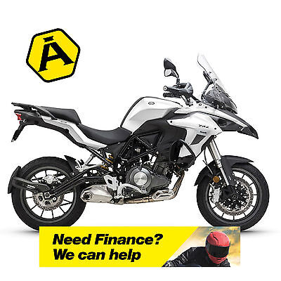 *new Price* Benelli Trk 502 - Adventure Motorcycle