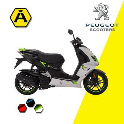 Peugeot Speedfight 4 125Cc Lc - Scooter - Learner Legal - Twist And Go