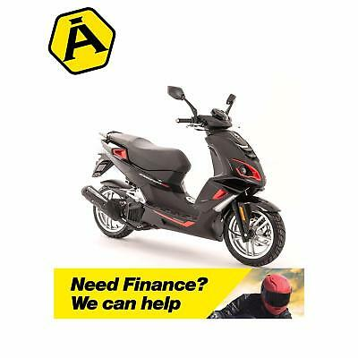 PEUGEOT SPEEDFIGHT 125cc SPORTS SCOOTER - NEW WATERCOOLED MODEL - LEARNER LEGAL
