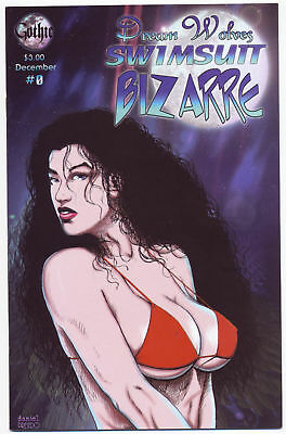 Dream Wolves Swimsuit Bizarre (1995 Series) # 1 - Dec 1995 | 9.0 VF/NM