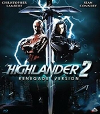 Highlander II - Renegade Version (Blu-Ray Disc)