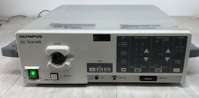 Olympus CLV-U40 Light Source Endoscopy 145467
