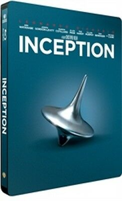 Inception (Iconic Moments) (2 Blu-Ray Disc - SteelBook)