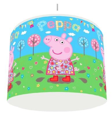 Dinosaur t rex realistic light shade kids room matches duvet set peppa pig blue floral light lampshade kids room matches duvet set free pp aloadofball Image collections