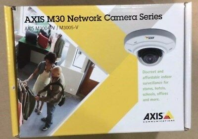Brand New Factory Sealed Axis M3005-V NEW Network IP FREE SHIPPING