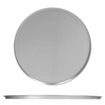 """American Metalcraft A2014 Aluminum 14"""" Tapered Nesting Pizza Pan"""