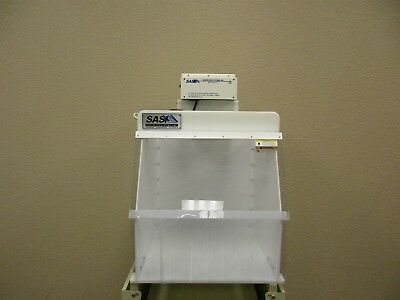 """Sentry Air Systems Portable Positive Pressure 18"""" Wide Clean Room (SS-218-PCR)"""