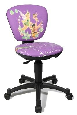 Topstar Kinder Drehstuhl Bürostuhl Power Disney Fairies, B-Ware