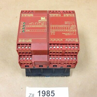 Omron / Scientific Technologies SR226AM01 Safety Relay