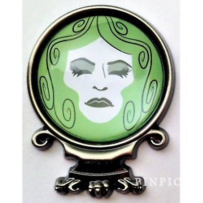 Disney Pin 123034 Haunted Mansion Madame Leota Crystal Ball Stand Floating Head