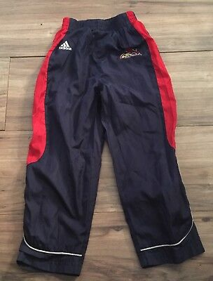St. Louis Cardinals Boys Wind Track Pants Size 4T Baseball Adidas