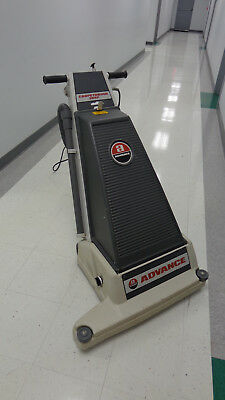 "Nilfisk Advance Carpetriever 28"" Wide Area Commercial Vacuum - Reduced"