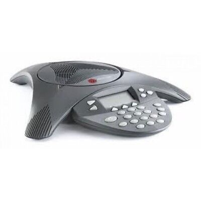 Polycom SoundStation 2 Non-Expandable Conference Phone 2201-16000-001