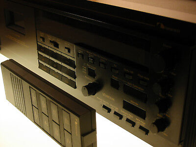 Nakamichi CR-7 High-End Tapedeck Cassette Deck serviced