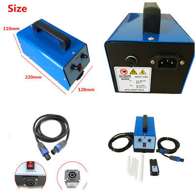 Blue Induction Heater Repair Tool for Removing Dent Sheet Metal 110V US Plug New