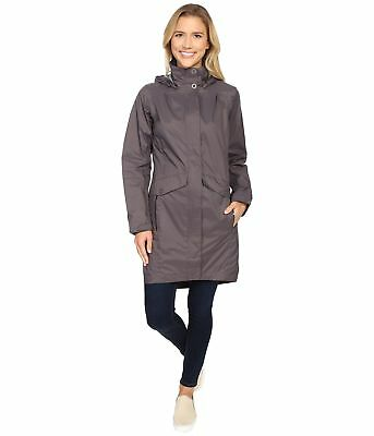 Columbia EvaPOURation Trench Womens Rain Jacket