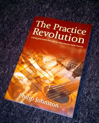 Buch für Piano / Klavier: The Practice Revolution - Philip Johnston