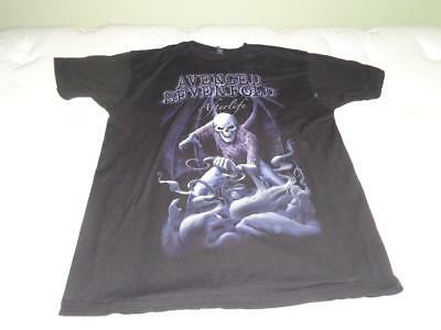AVENGED SEVENFOLD After Life XL T-Shirt.  used, great shape