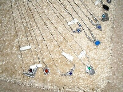 Silver jewellery from Israel new and tagged