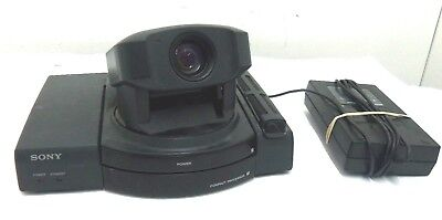 Sony Pcs-P150P Compact Processor Video Conference Camera + Ac Adapter