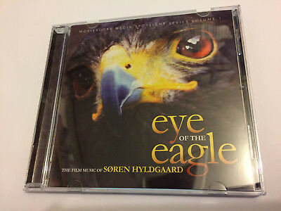 EYE OF THE EAGLE (Soren Hyldgaard) OOP MSM Ltd (500) Soundtrack Score OST CD NM