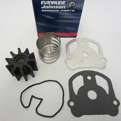NEW OEM OMC Cobra Stern Drive Water Pump & Impeller Repair Kit 0984461 984461