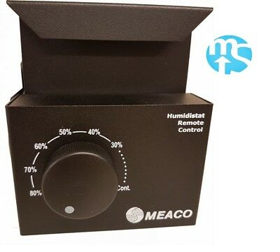 Meaco Optional Humidistat for Platinum 38Lm Building Dryer