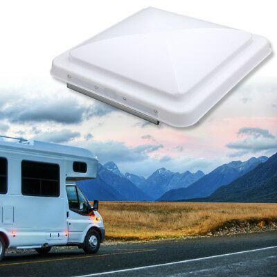 Replacement Roof Vent Cover RV Trailer Camper 14x14 Cargo Plastic Lid US