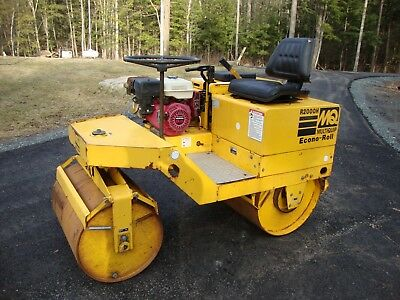 Multiquip R2000H Roller Ride On Roller   (Excellant Condtion)   Low Hours